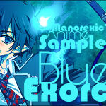 Manorexic's Anime Sampler – Blue Exorcist