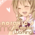 Manorexic's Anime Sampler – Working!!