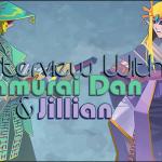 Zenkaikon 2012 – Interview With Samurai Dan & Jillian