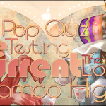 The Current – Pop Quiz! Testing the Power of Love in NAMCO HIGH!