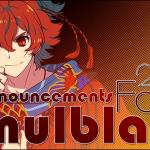 Simulblast Fall 2014 Announcements